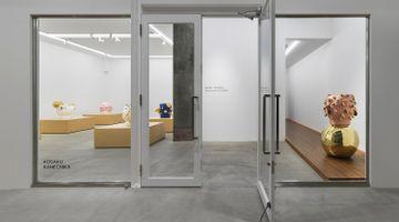 Contemporary art exhibition, Takuro Kuwata, TEE BOWL at KOSAKU KANECHIKA, Tokyo, Japan