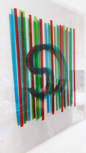 The Initials by Dolores Zinny & Juan Maidagan contemporary artwork