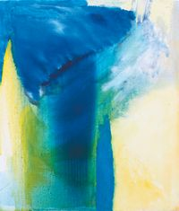 Down Draft by Emily Mason contemporary artwork painting