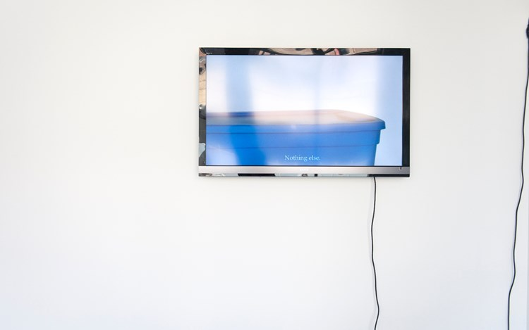 Lee Kit, Skin, 2016, Instillation View. Courtesy of the artist and Jane Lombard Gallery, NY.