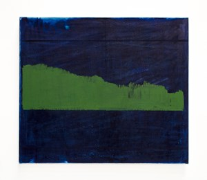 Bláfeldur by John Zurier contemporary artwork