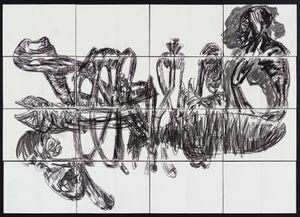 (SAMAKI) by Pierre Mukeba contemporary artwork