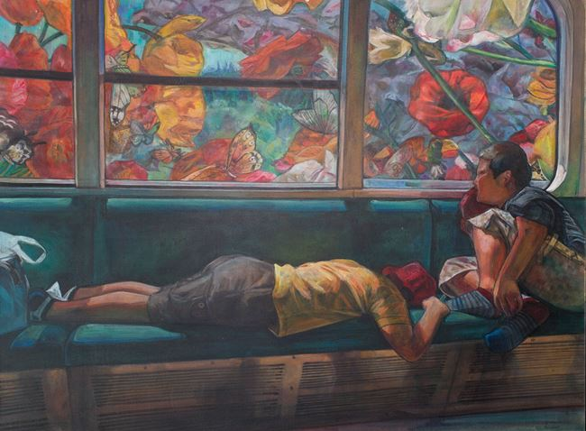 37 by Vivian Ho contemporary artwork
