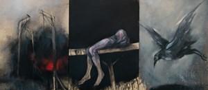 Bodies by Vladimir Veličković contemporary artwork