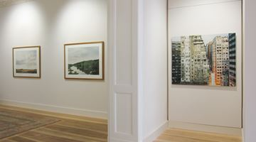 Contemporary art exhibition, Peter Bialobrzeski, Early Works – Analogue at Galerie Albrecht, Berlin, Germany