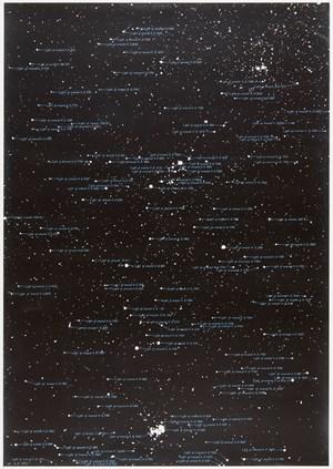 COSMOS - Perseus by Tatsuo Kawaguchi contemporary artwork