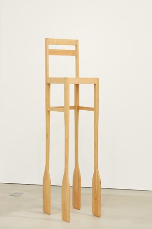 Paddle Chair by Ahn Kyuchul contemporary artwork