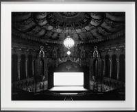 Fox Theater, Michigan by Hiroshi Sugimoto contemporary artwork photography