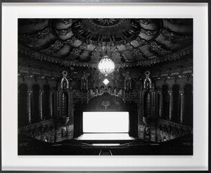 Fox Theater, Michigan by Hiroshi Sugimoto contemporary artwork