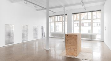 Contemporary art exhibition, Valerie Krause, blank spot at Galerie Greta Meert, Brussels