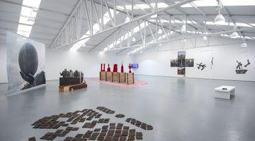 Contemporary art exhibition, Group Exhibition, Fuera de Lugar at Sabrina Amrani, Sallaberry, 52, Madrid, Spain