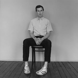 Robert Wilson by Robert Mapplethorpe contemporary artwork