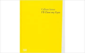 Callum Innes: I'll Close my Eyes