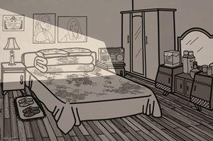 Interior No. 6 by Li Bangyao contemporary artwork