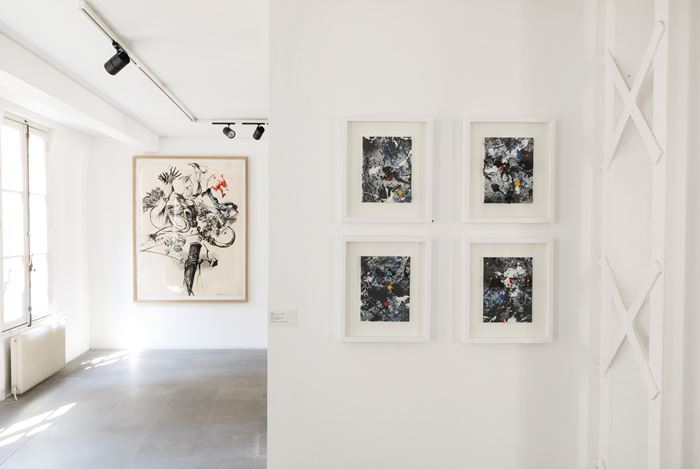 Exhibition view: Group Exhibition, Collective exhibition, A2Z Art Gallery, Paris (11 May–11 July 2020). Courtesy A2Z Art Gallery.