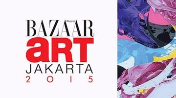 Contemporary art art fair, Bazaar Art Jakarta 2015 at Ocula Advisory, London, United Kingdom