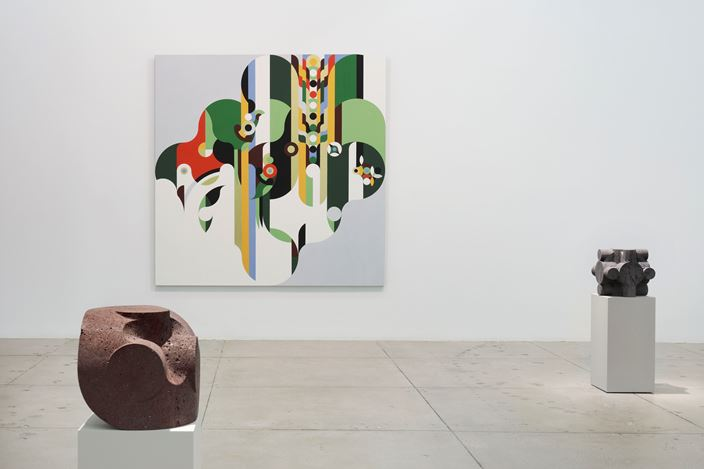 Exhibition view: Gabriel Orozco, Marian Goodman Gallery, New York (12 September–27 October 2018). Courtesy the artist and Marian Goodman Gallery.