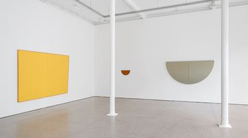 Contemporary art exhibition, Robert Mangold, Works from 1967 to 2017 at Galerie Greta Meert, Brussels