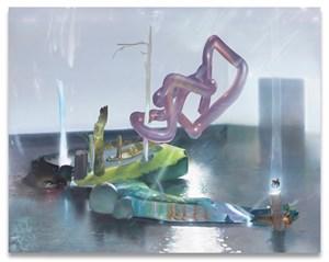 Melt Into Stone by Tom LaDuke contemporary artwork painting