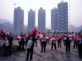 Eclipsing tradition: China's Chen Qiulin on art and rapid urbanisation – interview