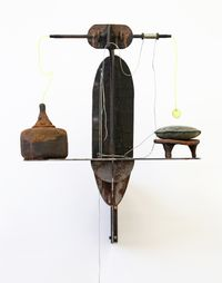 Thing'umabob by Julia Morison contemporary artwork mixed media