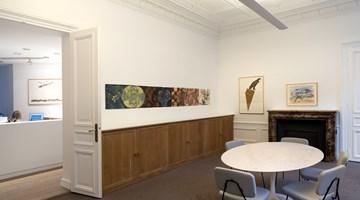 Contemporary art exhibition, Nancy Spero, The Warriors at Galerie Lelong & Co. Paris, Paris