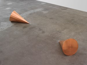 Pair Object Vis: For Two Locations in One Place by Roni Horn contemporary artwork sculpture