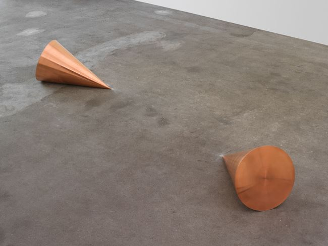 Pair Object Vis: For Two Locations in One Place by Roni Horn contemporary artwork