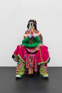 We Three Luxury Estates 3 by Kris Lemsalu contemporary artwork sculpture, mixed media