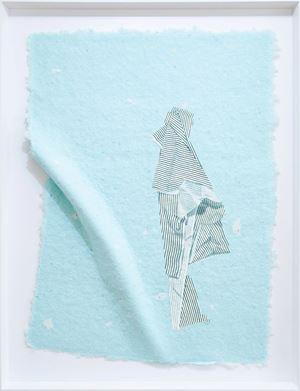 Flux Matter(s): October by Marita Hewitt contemporary artwork painting, works on paper, sculpture