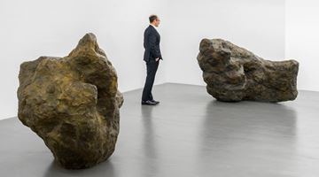 Contemporary art exhibition, William Tucker, William Tucker – Figure Advancing at Buchmann Galerie, Buchmann Galerie, Berlin