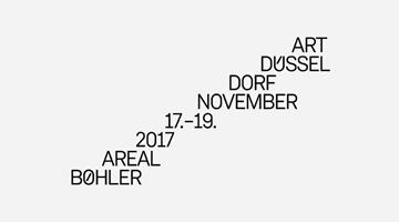 Contemporary art art fair, Art Düsseldorf 2017 at David Zwirner, 19th Street, New York, USA