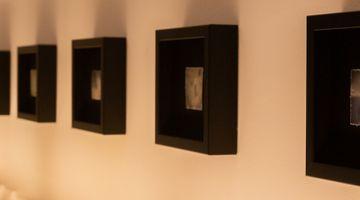 Contemporary art exhibition, Gregory Halili, Glass Horizon at SILVERLENS, Manila
