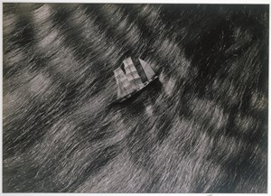 Untitled (Advertisement for Pétrole Hahn) by Dora Maar contemporary artwork