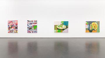 Contemporary art exhibition, QWON SUNWANG, Prainting at Wooson Gallery, Daegu