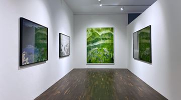 Contemporary art exhibition, Group Exhibition, Land_Scope at Christophe Guye Galerie, Zurich