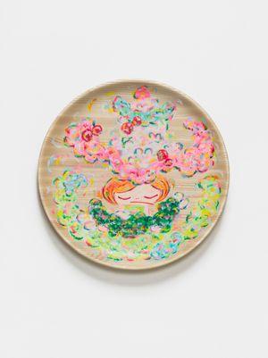 Untitled (ARW21-02) by Ayako Rokkaku contemporary artwork
