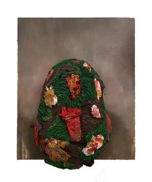 Constructing Auras No. 4 by Antony Micallef contemporary artwork