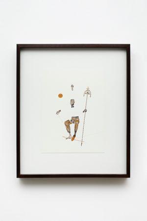 Outros ofícios: Nobre by Antonio Obá contemporary artwork
