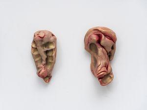 Concha e Falo by Gokula Stoffel contemporary artwork