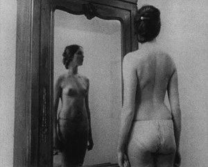 In the Mirror by Chantal Akerman contemporary artwork