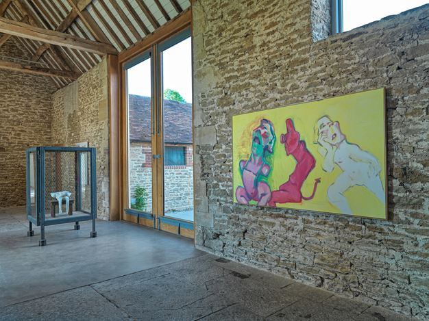 Exhibition view: Group Exhibition, Unconscious Landscape. Works from the Ursula Hauser Collection,Hauser & Wirth, Somerset (25 May–8 September 2019). Courtesy Hauser & Wirth. Photo: Ken Adlard.