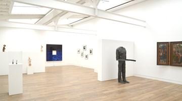 Contemporary art exhibition, Group Exhibition, Corpus at Beck & Eggeling International Fine Art, Düsseldorf, Germany