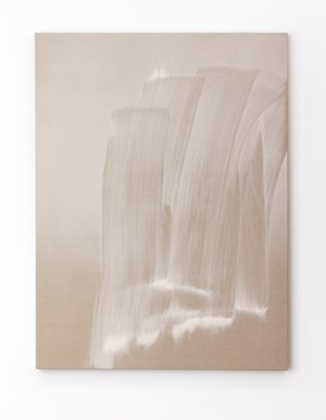 Removed Painting 5 by Oliver Wagner contemporary artwork