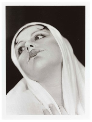 Untitled (Madonna) by Cindy Sherman contemporary artwork