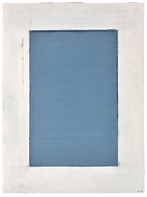 """""""Fenêtre atlantique"""" by Geneviève Asse contemporary artwork"""