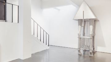 Contemporary art exhibition, Group Exhibition, A Strong Wind in Beijing at Arario Gallery, Cheonan, South Korea