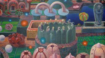 Contemporary art exhibition, Jyothi Basu, Landscape Towards a Supreme Fiction at Thomas Erben Gallery, New York