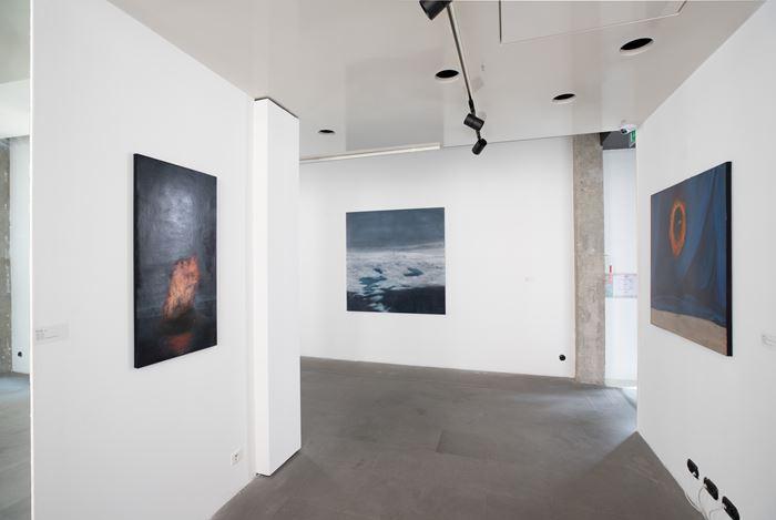 Exhibition view: Shiori Eda,Uni-Vers, A2Z Art Gallery, Paris (10 October–9 November 2019). Courtesy A2Z Art Gallery.