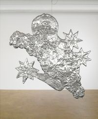 Shooting Star by Kiki Smith contemporary artwork sculpture